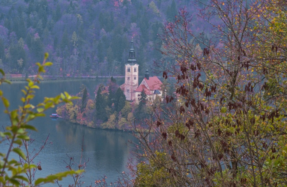 Bled Lake (Slovenia)